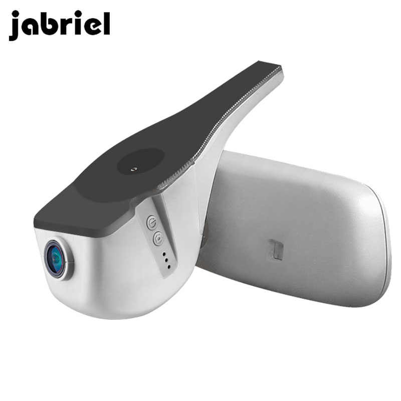 Jabriel 1080 P скрытый цифровой видеорегистратор для автомобиля Даш cam Автомобильная камера заднего вида Автомобильный регистратор для audi A3 A4 A5 A6 A7 A8 Q3 Q5 Q7 TT RS3 RS5 RS7