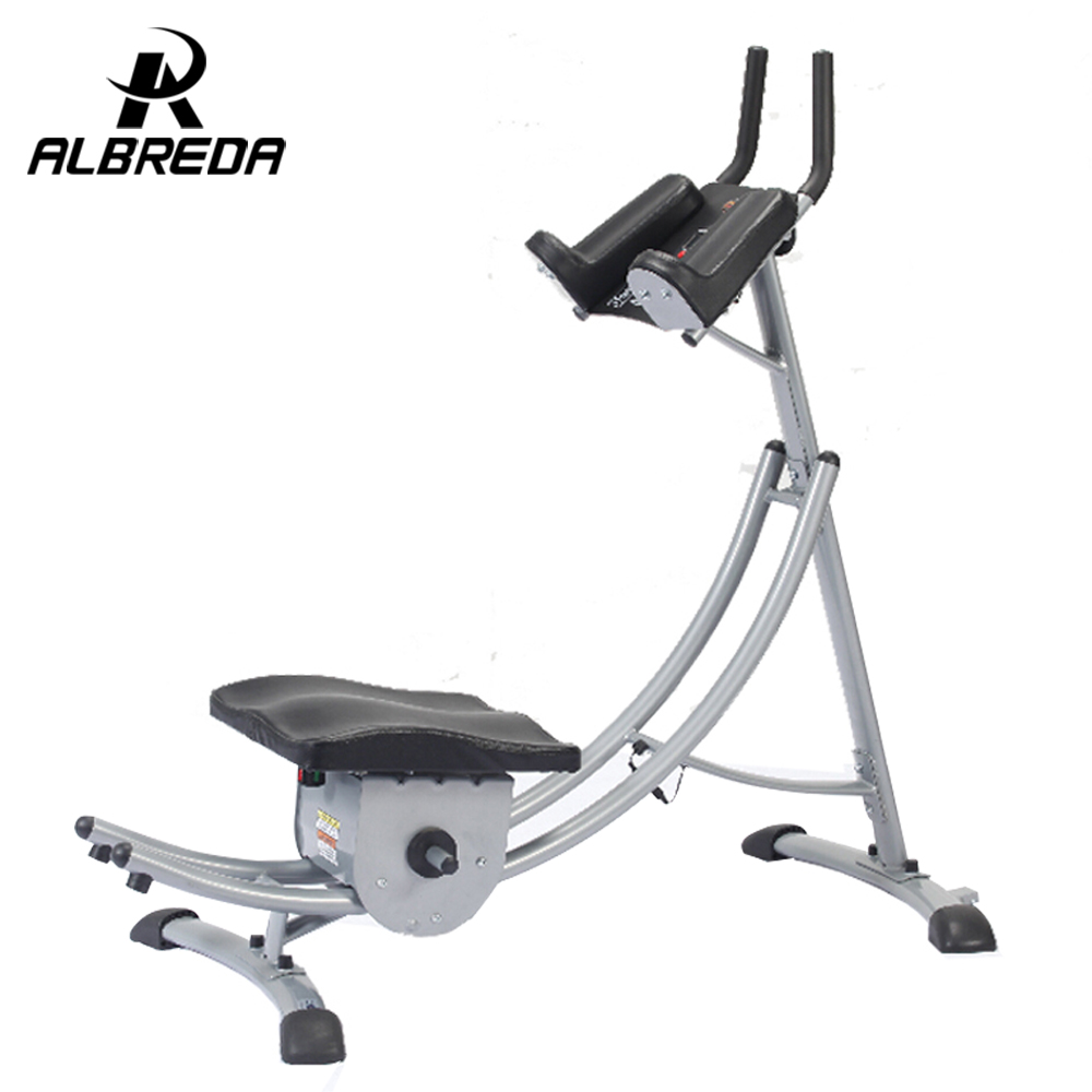 ALBREDA New AB Roller Coaster fitness equipment gym training equipment roller bodybuilding Equipment exercise for home trainer кольцо bella jewelry 100% 925 sls20171