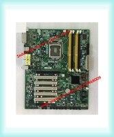 기존 ATX M-342 산업용 마더 보드 5 PCI 듀얼 네트워크 포트 I3 I5 I7 Q67