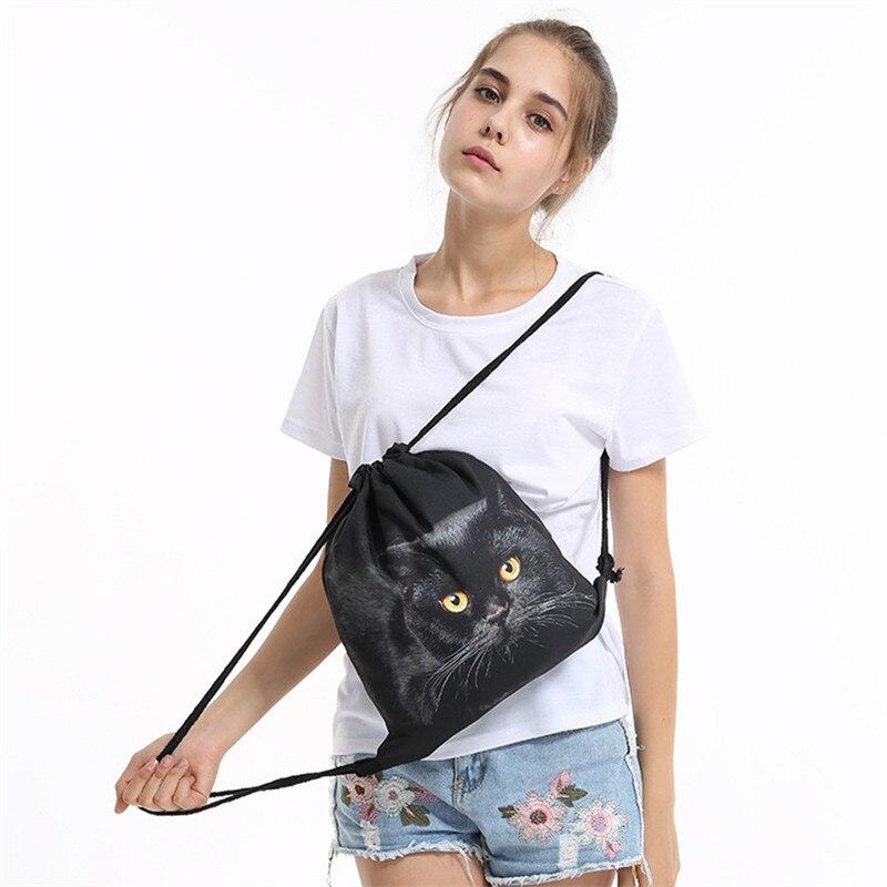 2018 парусиновые модные рюкзак для подростков для девочек новый Повседневное Для женщин рюкзак дорожная сумка