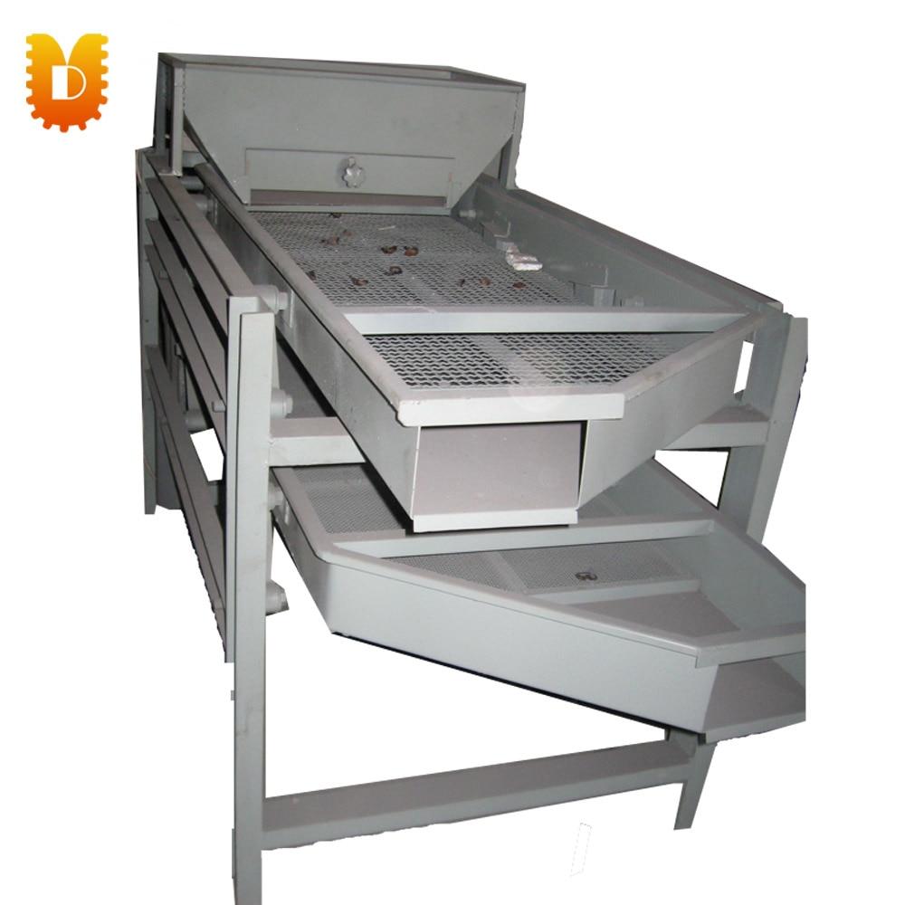 UDSF-500 Cashew Nut  Vibrating Screen/Hot Vibrating Screen Classifier/Screening Machine udsf 500 cashew kelnel seiving screening machine sperator