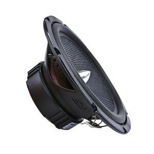 Image 4 - 1 sztuk 6.5 Cal Audio samochodów średniotonowy głośnik basowy kina domowego 4 Ohm włókna szklanego Bullet głośnik niskotonowy DIY nagłośnienie