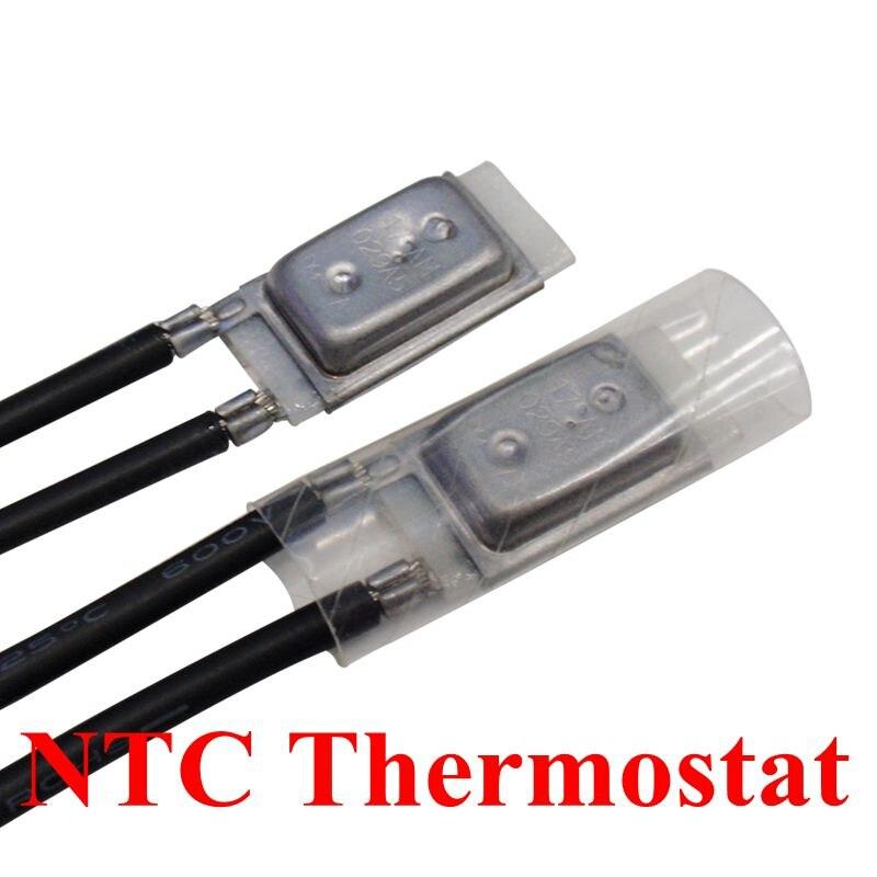 17AM 60 180 градусов устройство тепловой защиты двигателя 17AM029A5 110C термостат с нормально замкнутым контактом переключатель контроля температуры|Выключатели|   | АлиЭкспресс