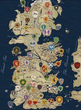 Cheap Karte Westeros