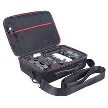Черная переносная Жесткая Сумка EVA, чехол на плечо, коробка для хранения, сумка для дрона, аксессуары для дрона DJI Spark Drone