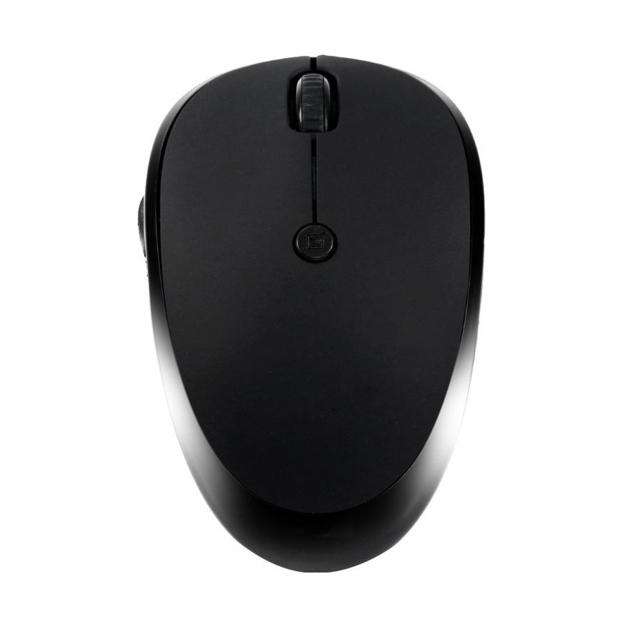 Lock Screen Hidden key 2.4GHz High Quality Wireless Optical Mouse/Mice + USB 2.0 Receiver for PC Laptop Computer Black