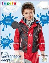2016 мальчиков мода ветровка куртка мальчиков флис с капюшоном верхняя одежда пальто водонепроницаемая куртка