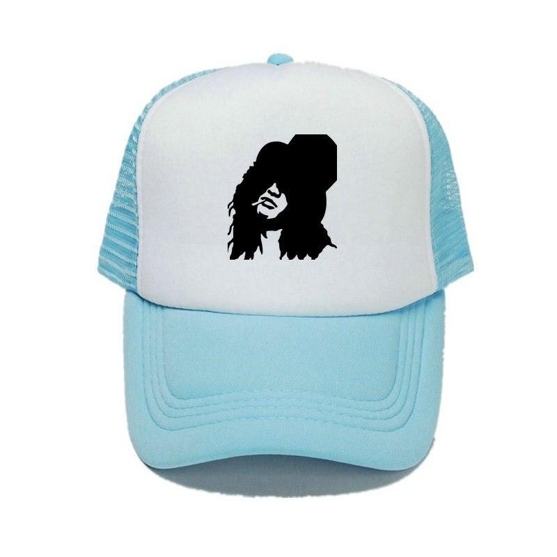 black trucker hat YY44930