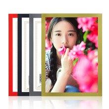 Frame decoration magnetic frame for fridge photo picture Kids family