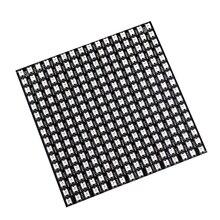 Matrix Panel LED Flexible Digital direccionable individualmente, 16x16 píxeles, 256 píxeles, WS2812B WS2812, 5050 RGB a todo Color de sueño DC5V