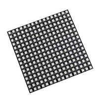 Matriz 16*16 pixel 256 pixels ws2812b ws2812 digital flexível led painel individualmente endereçável 5050 rgb sonho completo cor dc5v