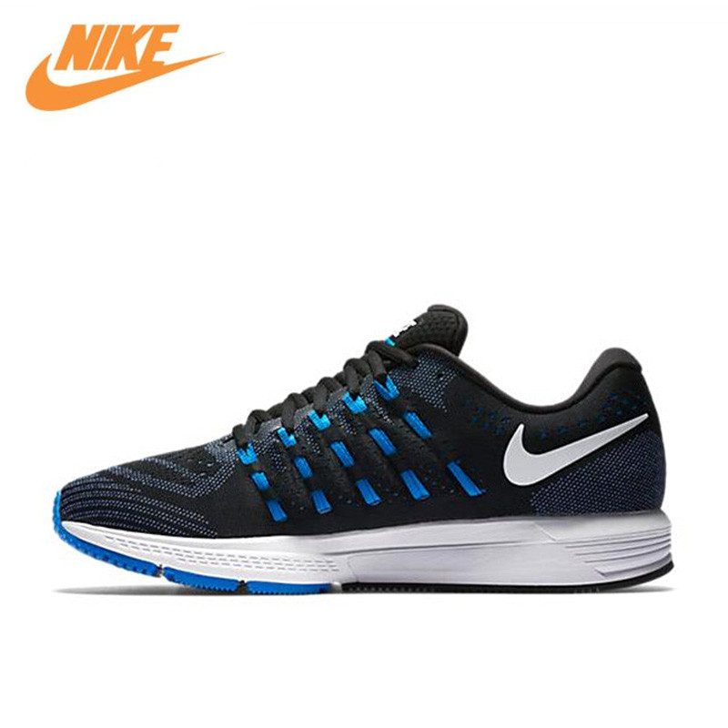 Nike AIR ZOOM VOMERO 11 Breathable Men's Original New Arrival Official Running Shoes Sports Sneakers 818099-014 818099-404 original new arrival 2017 nike zoom condition tr women s running shoes sneakers