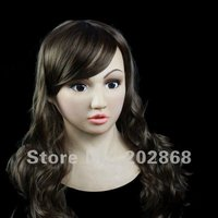 SF 10 Skinmask Beauty mask High simulation Felmen dressing props wholosale avoid without wig