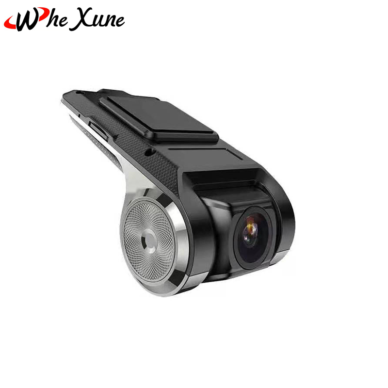 WHEXUNE Car DVR Camera Multimedia-Player Digital-Video-Recorder Dash-Cam ADAS Android