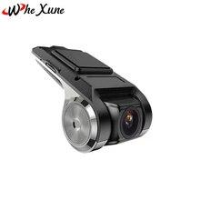 WHEXUNE оригинальный U2 мини Видеорегистраторы для автомобилей Камера Full HD 1080 P ADAS Авто Цифровой Видео Регистраторы регистраторы для андроид мультимедийный проигрыватель