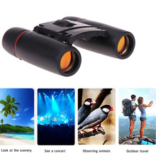 Zoom 30×60 Telescope 1000m Folding Binoculars with Low Light Night Vision for Outdoor Bird Watching Travelling Hunting Camping