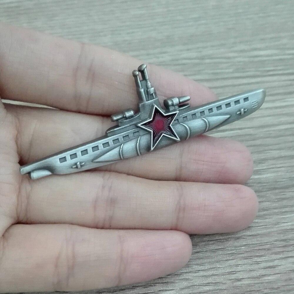 WW2 WWII CCCP USSR SOVIET RUSSIAN BADGE SUBMARINE COMMANDER