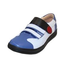цена на Yowamushi Pedal Cosplay Toudou Jinpachi shoes Men's shoe High Quality Leather Custom