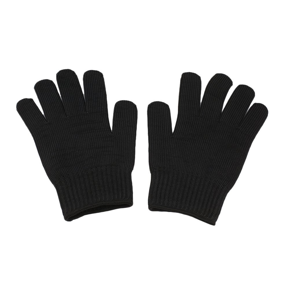 1 Pair Cut Resistant Gloves Anti-Cutting Anti-static Work Gloves Safety Kitchen Protective Stainless Steel Wire Mesh Gloves