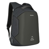 BAIBU Men Backpack USB Charge Notebook Business Computer Bag Waterproof Anti Theft Women Travel School Bags For Teenagers