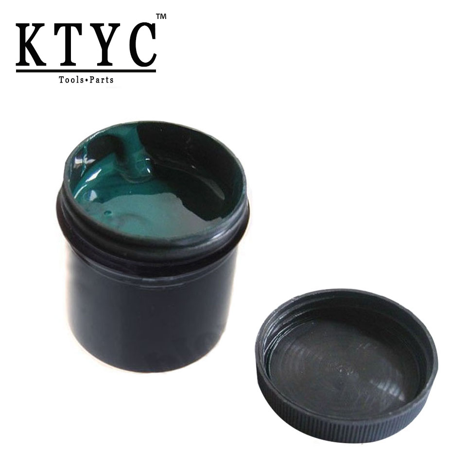 KTYC PCB UV Photosensitive Inks Green PCB UV Curable Solder Resist Ink Solder Mask UV Ink Paste Repairing Paint uv solder resist for pcb fbc board 10ml