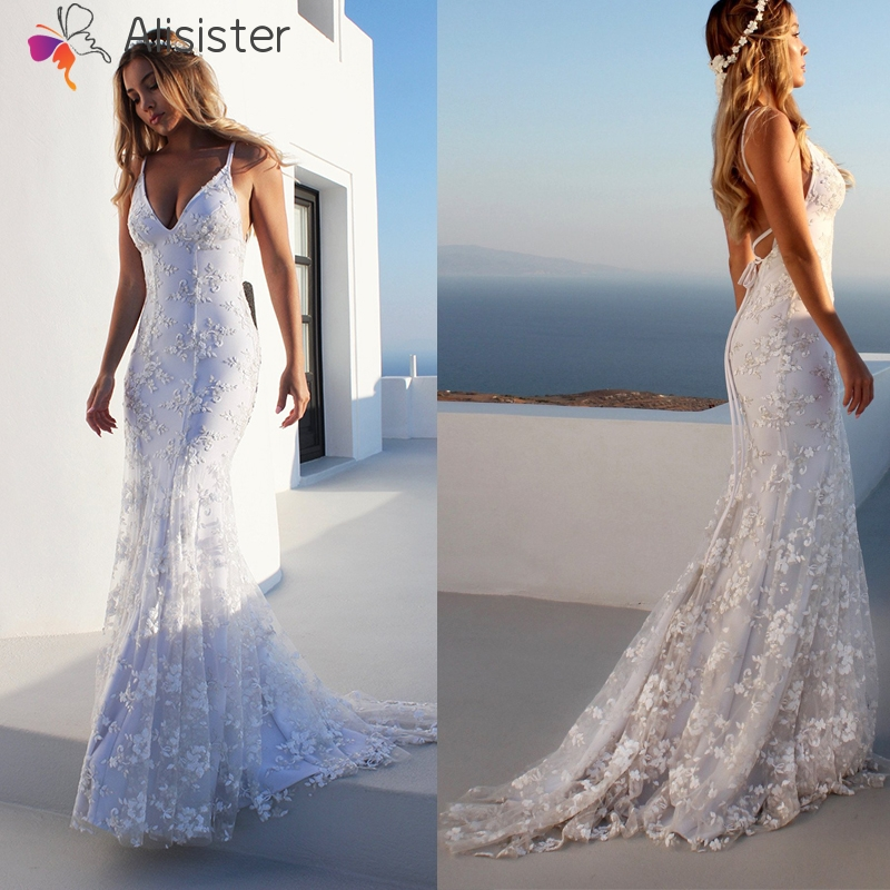 Best Wedding Long Dress Ladies White Maxi List And Get Free Shipping 5304j8lc,Nice Summer Dresses For Weddings
