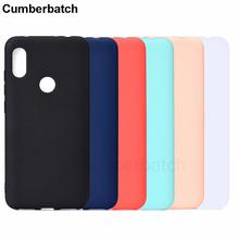 Case For Xiaomi Mi A2 lite pocophone F1 8 SE Mix 2 6X Redmi 5 Plus 4A Note 4X 5A 5 6 Pro Candy Soft Silicon TPU Phone Cover Case