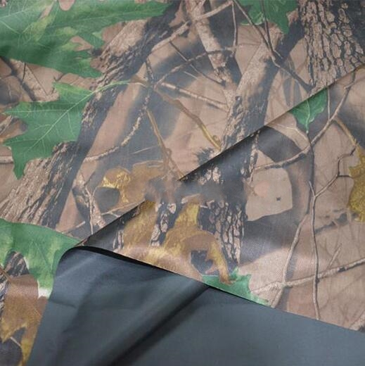 13style Oxford Shade cloth camouflage waterproof fabric thickened pvc printing textiles african sequin C551