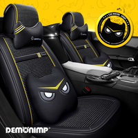 Car Seat Covers car styling Car Seat Cushions Car pad,auto seat cushions For Audi BMW Toyota Luxury leather + ice silk