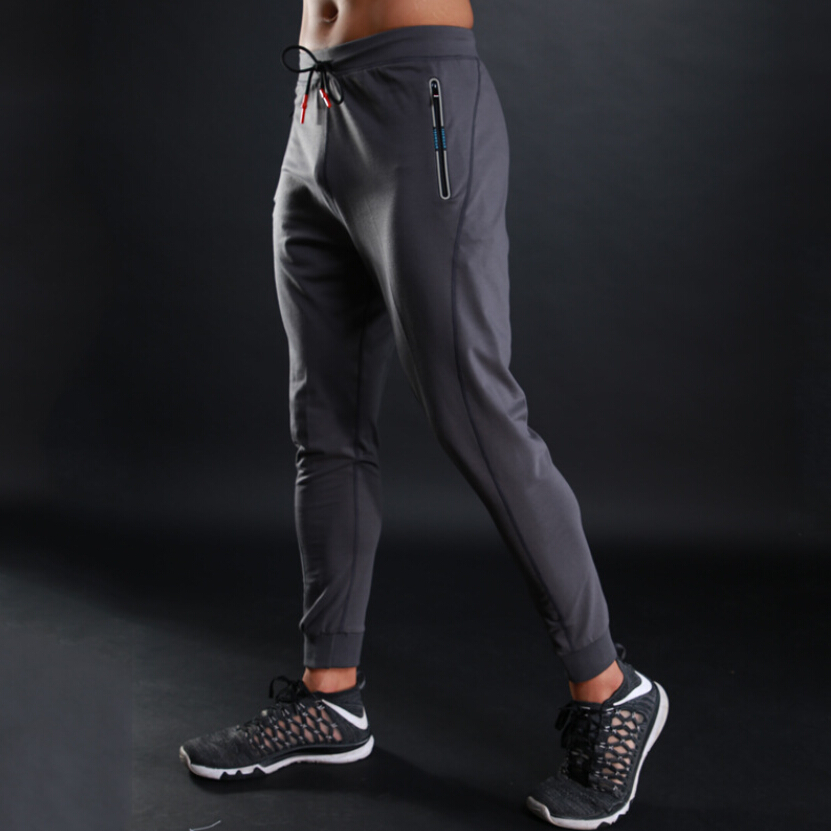 New arrival men sports training pants breathable jogging fitness gym sweatpants mens outdoor running trousers pantalon homme