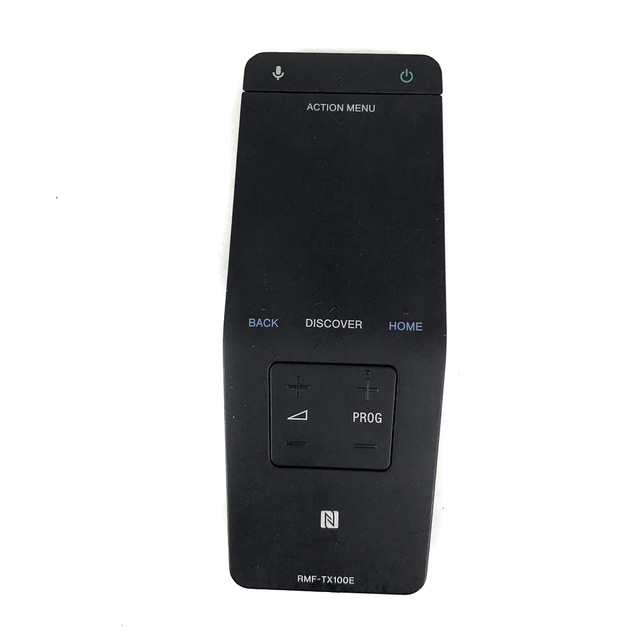 Used For Sony Rmf Tx100e Tv One Flick Smart Touchpad Remote Control Kd 65x9300c Fernbenung