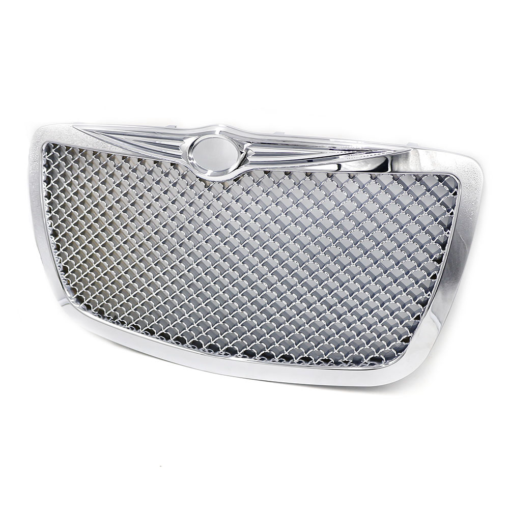 Racing Car Front Grills For 2004 2005 2010 Chrysler 300
