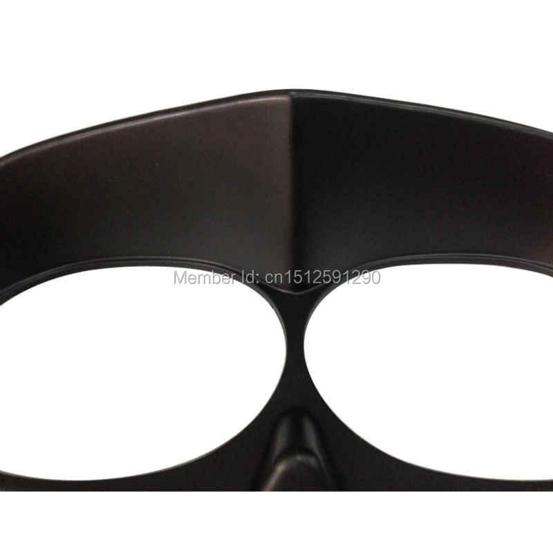 Новый матовый черный Bad Boy harley-роуд Glide глава ободок света хмуриться для внешней обтекатель пользовательских Бесплатная доставка