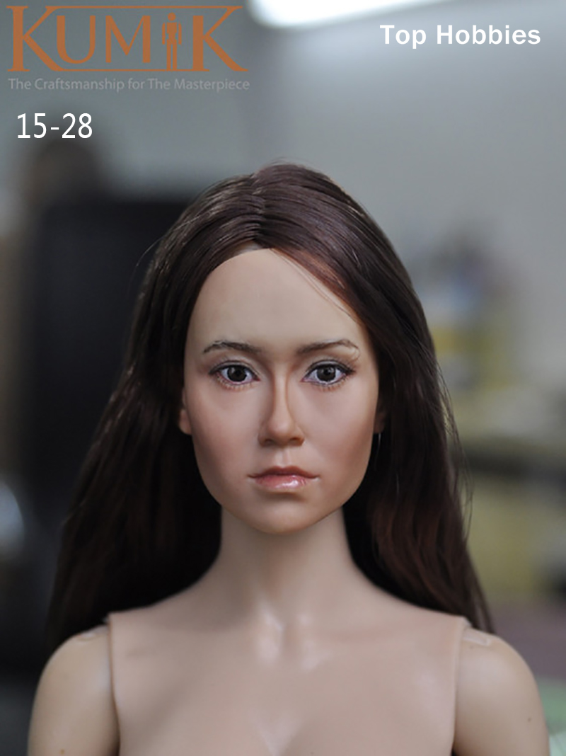 KM 15-28 1/6 Scale Soldiers accessories Head Sculpt Carving Cameron Phillips Terminator Summer Glau Fit 12 Phicen Action Figure b06 08 1 6 scale male head accessories carving sculpt model fit 12 inch phicen action figure doll toys