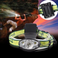 Headlamp High Power LED Zoom Zoomable 3 mode Torch Flashlight Headlight For Camping Hiking