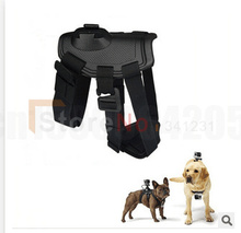 GoPro Fetch Harness Pet Dog Chest Strap Mount accessories for gopro Camera Hero 4 / 3+ / 3 / 2 / SJ4000 5000 New Arrival