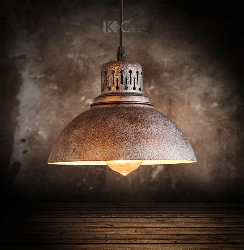 RH Nothern Europe Iron Pendant Lamp Industrial Retro Loft Style Bar Light Restaurant Desktop Light Free Shipping rh led pendant lamp loft restaurant bar