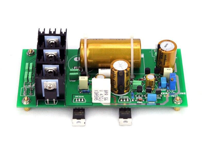 GZLOZONE Assembled MK35 Low Noise Low Ripple Linear Power Supply Board DC18V-28V L11-11-2GZLOZONE Assembled MK35 Low Noise Low Ripple Linear Power Supply Board DC18V-28V L11-11-2