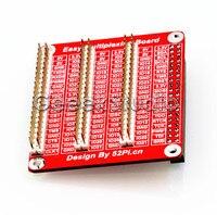 Triple Placa de Expansão para Raspberry Pi GPIO Multiplexação 2/3 B