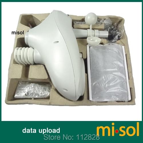 La estación meteorológica inalámbrica se conecta a WiFi, carga - Instrumentos de medición - foto 4