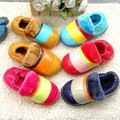 2012 water-proof cloth thickening child cotton-padded shoes package with baby home shoes male female child warm shoes