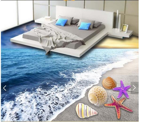Buy 3d wallpaper custom 3d flooring for 3d laminate flooring