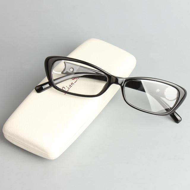 Women Purple Glasses Classic Design Female Optical Frames