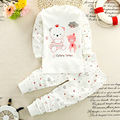baby clothing 100% cotton carter baby girl clothes 3 colors baby boy clothes newborn clothing set Infant underwear
