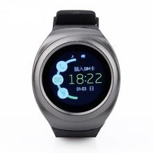 Bluetooth smart watch s600 armbanduhr sport pedometer reloj con mtk6261d sim-karte inteligente smartwatch für android ios telefon