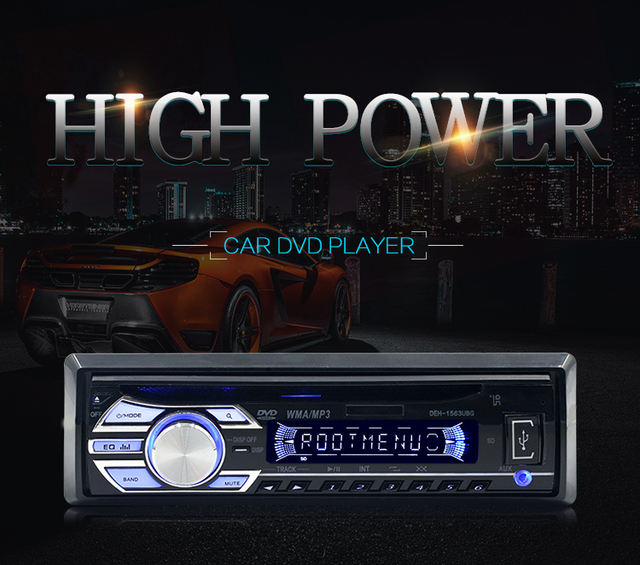Reproductor de cd para coche con sonido digital de DVD y audio digital de fábrica de alivat MP4 MP3