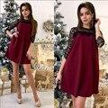 TAOVK 2016 новая мода Русский стиль Весна Дамы Dress