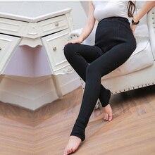 Care maternity abdomen Nursing knee Warm Thickening maternity clothes pregnant leggings women pants velvet pregnancy trousers