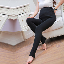 Care maternity abdomen Nursing knee Warm Thickening maternity clothes pregnant leggings women pants velvet pregnancy trousers