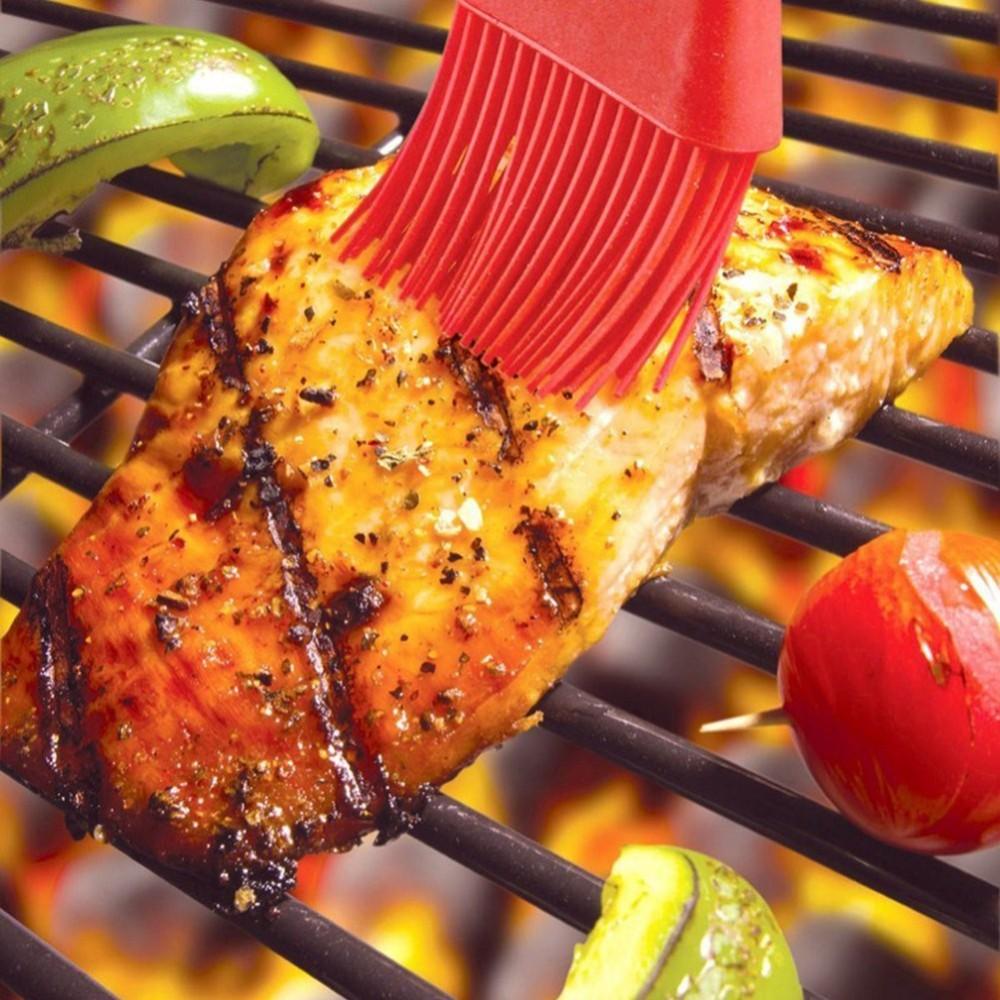 heat resistant brushes